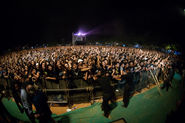 Iron Maiden - Bangalore - India