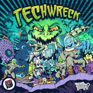 TECHWRECK VOL I COMPILATION