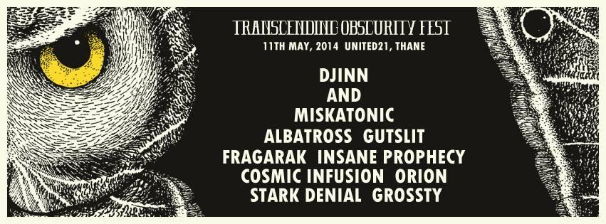 Transcending Obscurity Fest