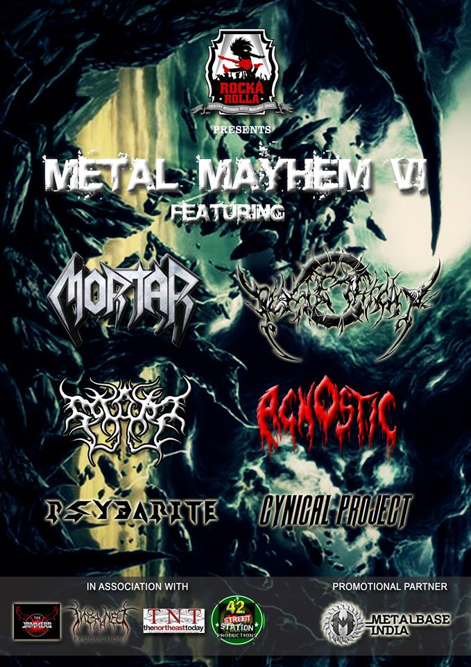 Metal Mayhem VI