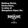 Bangalore Open Air 2014 Lineup, Venue, Tickets Announced - Rotting Christ, Destruction To Play This Edition
