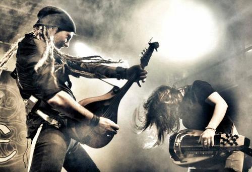 Eluveitie Live