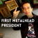 First Metalhead President - Indonesia - Joko Widodo
