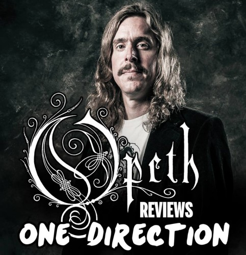 Opeth's Mikael Akerfeldt Shares His Opinion On One Direction
