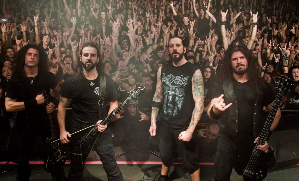 Rotting Christ Image: Bangalore Open Air 2014 Lineup, Venue, Tickets Announced