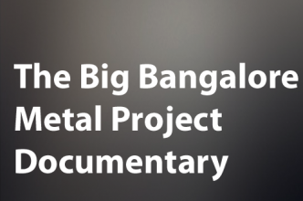 The Big Bangalore Metal Project - Indian Metal Documentary