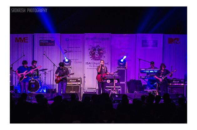 Indus Creed Live    (Photo Courtesy: Srikrish Photgraphy))