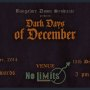 Dark Days Of December