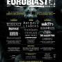 Euroblast 2014 Lineup
