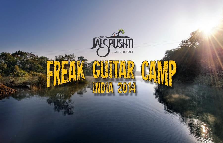 Freak Guitar Camp India