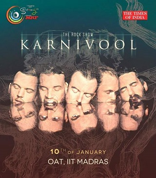 Buy tickets for Karnivool Chennai