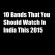 10 Bands That You Should Watch In India This 2015