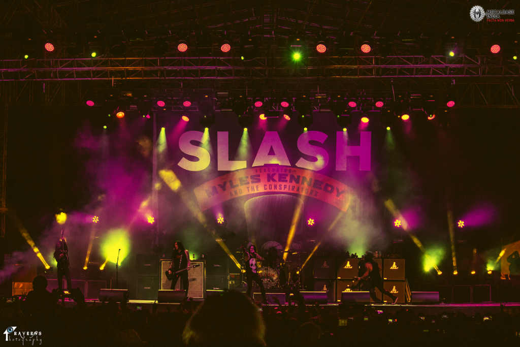 slash in india